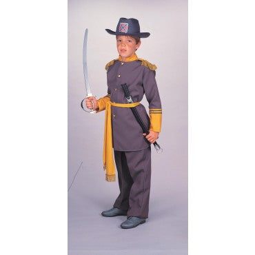 Boys General Robert E. Lee Costume - HalloweenCostumes4U.com - Kids Costumes