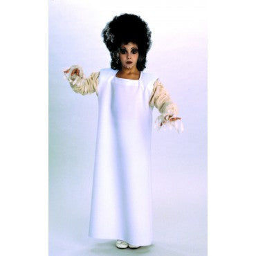 Girls Bride of Frankenstein Costume - HalloweenCostumes4U.com - Kids Costumes
