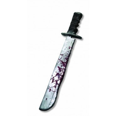 Friday the 13th Jason Machete with Sound - HalloweenCostumes4U.com - Accessories