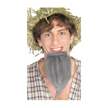 Grey Farmers Beard - HalloweenCostumes4U.com - Accessories