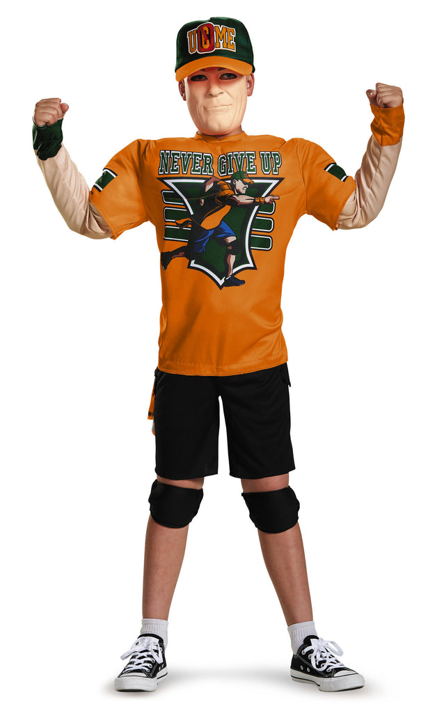 Boys Wwe John Cena Costume Halloween Costumes 4u Kids Costumes