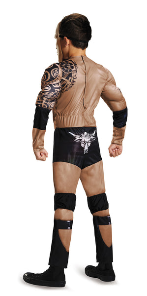 Boys WWE The Rock Costume - HalloweenCostumes4U.com - Kids Costumes - 4