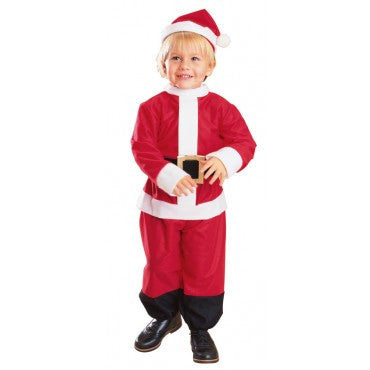 Infants/Toddlers Lil' Santa Costume - HalloweenCostumes4U.com - Infant & Toddler Costumes