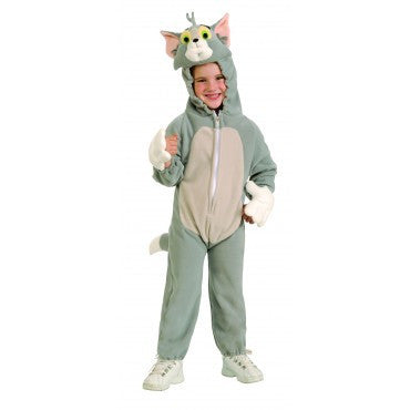 Boys Tom & Jerry Tom Costume - HalloweenCostumes4U.com - Kids Costumes