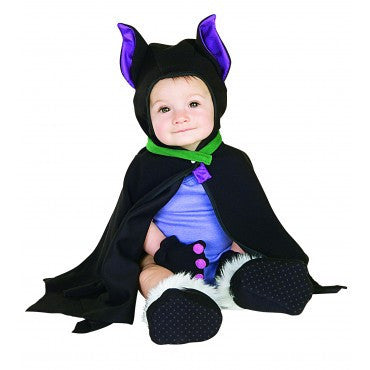 Infants Lil' Bat Costume - HalloweenCostumes4U.com - Infant & Toddler Costumes