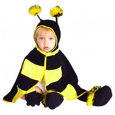 Infants Lil' Bee Costume - HalloweenCostumes4U.com - Infant & Toddler Costumes