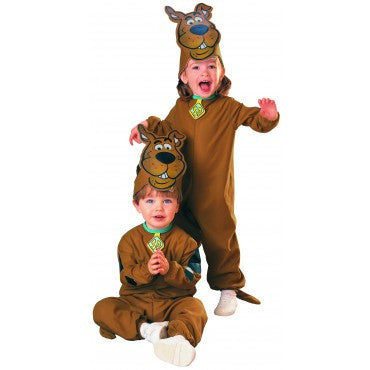 Infants/Toddlers Scooby-Doo Costume - HalloweenCostumes4U.com - Infant & Toddler Costumes
