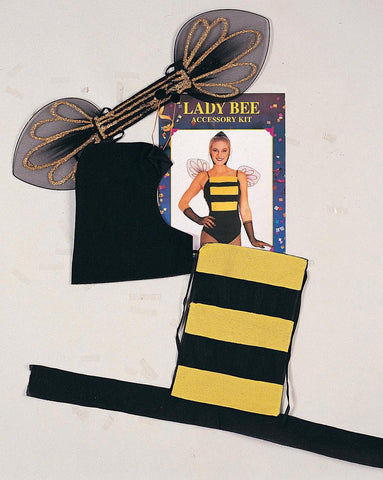 Bee Costume Accessory Kit - HalloweenCostumes4U.com - Accessories