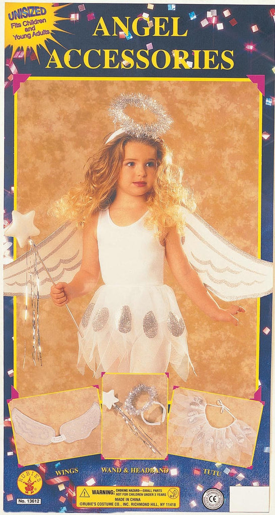 Angel Accessory Kit - HalloweenCostumes4U.com - Accessories
