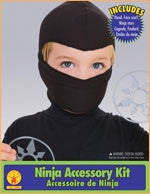 Kids Ninja Accessory Kit - HalloweenCostumes4U.com - Accessories