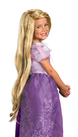 Disney's Tangled Rapunzel Wig for Girls