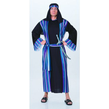 Mens Abdul Sheik Of Persia Costume - HalloweenCostumes4U.com - Adult Costumes