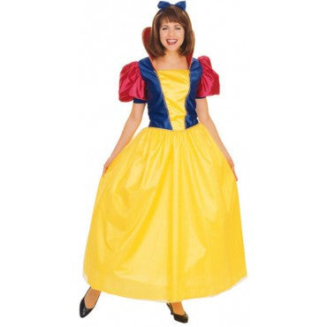 Womens Cottage Princess Costume - HalloweenCostumes4U.com - Adult Costumes