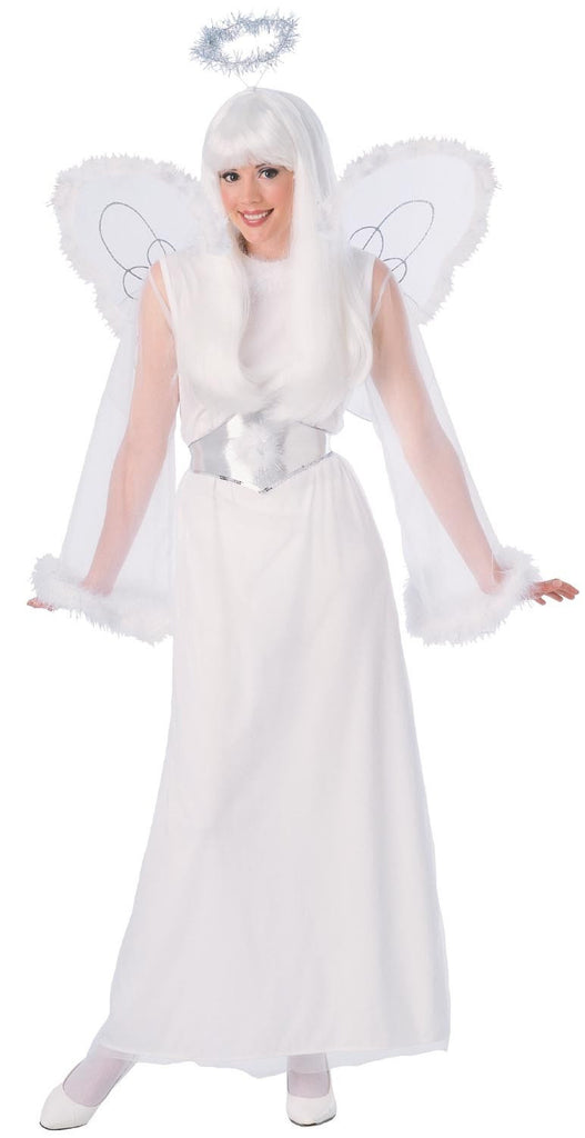 Womens Angel Costume - HalloweenCostumes4U.com - Adult Costumes