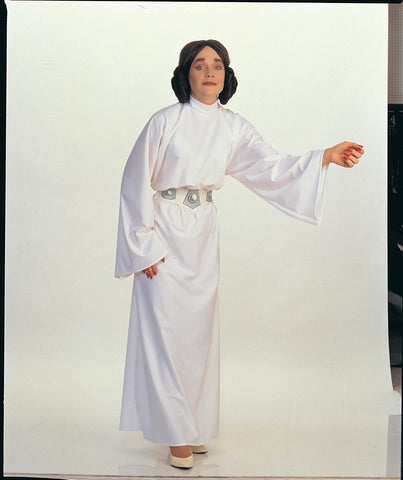 Womens Star Wars Princess Leia Costume - HalloweenCostumes4U.com - Adult Costumes