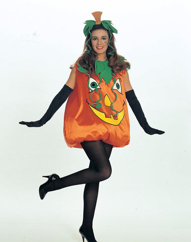 Adult Pumpkin Costume - HalloweenCostumes4U.com - Adult Costumes