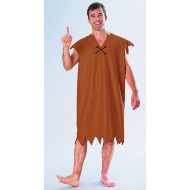 Mens Flinstones Barney Rubble Costume - HalloweenCostumes4U.com - Adult Costumes