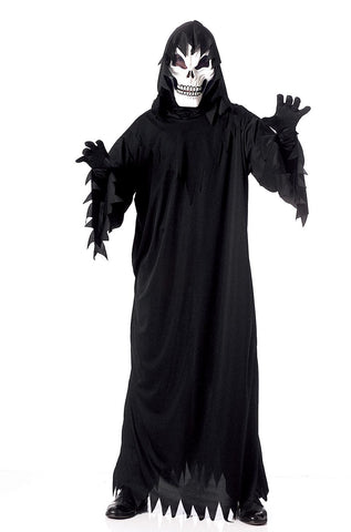 Adults Scary Skeleton Costume - HalloweenCostumes4U.com - Adult Costumes