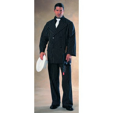 Mens Deluxe Gangster Costume - HalloweenCostumes4U.com - Adult Costumes