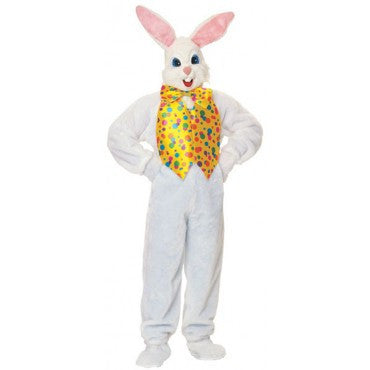 Adults Deluxe Bunny Costume - HalloweenCostumes4U.com - Adult Costumes