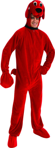 Adults Clifford The Big Red Dog Costume