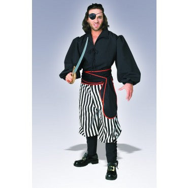 Mens Pirate Buccaneer Costume - HalloweenCostumes4U.com - Adult Costumes