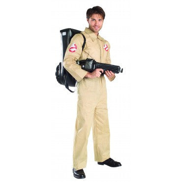 Mens Ghostbusters Costume - HalloweenCostumes4U.com - Adult Costumes