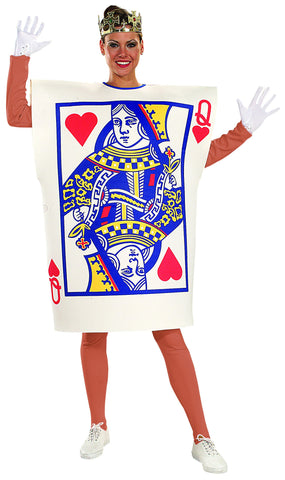 Womens Queen of Hearts Costume - HalloweenCostumes4U.com - Adult Costumes