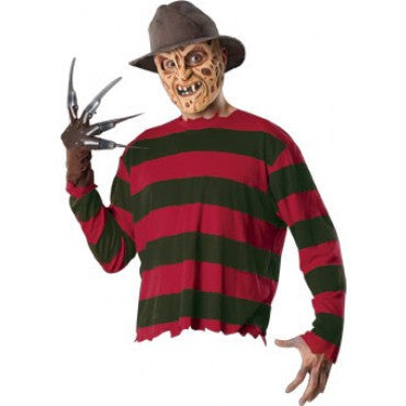 Nightmare on Elm Street Freddy Costume - HalloweenCostumes4U.com - Adult Costumes