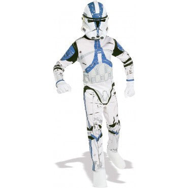 Mens Star Wars Clone Trooper Costume - HalloweenCostumes4U.com - Adult Costumes