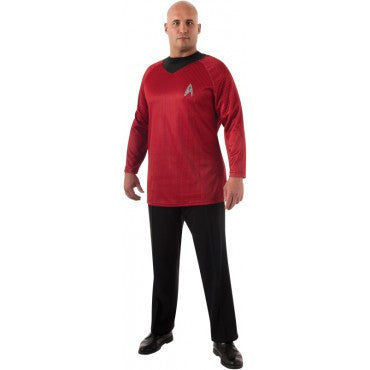 Mens Plus Size Star Trek Deluxe Scotty Costume Plus - HalloweenCostumes4U.com - Adult Costumes