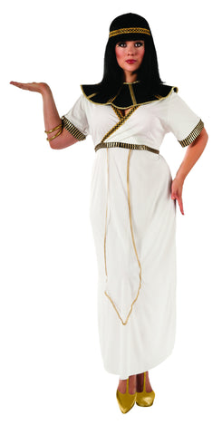 Womens Plus Size Egyptian Girl Costume - HalloweenCostumes4U.com - Adult Costumes