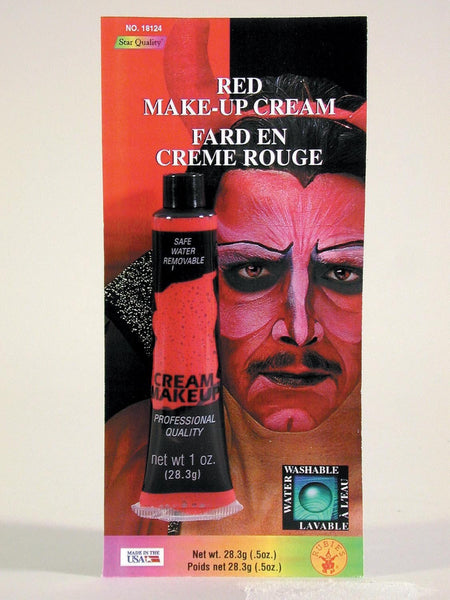 Cream Makeup - Various Colors - HalloweenCostumes4U.com - Accessories - 5