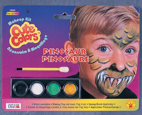 Dinosaur Makeup Kit - HalloweenCostumes4U.com - Accessories