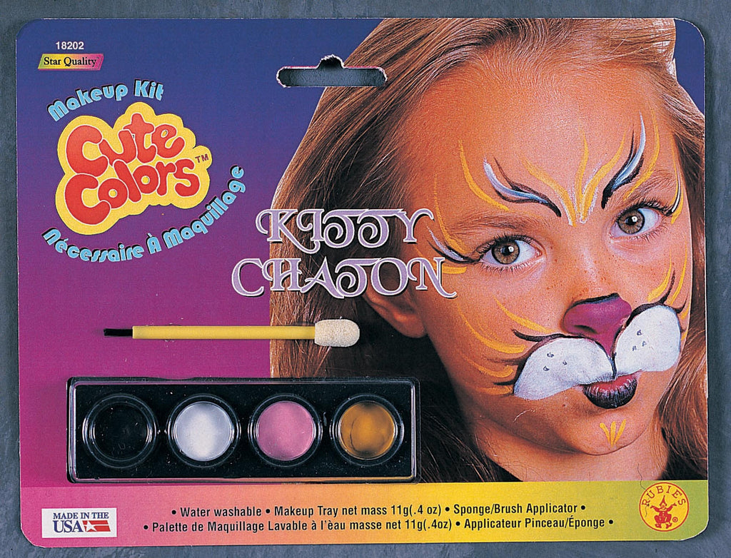 Kitty Cat Makeup Kit - HalloweenCostumes4U.com - Accessories