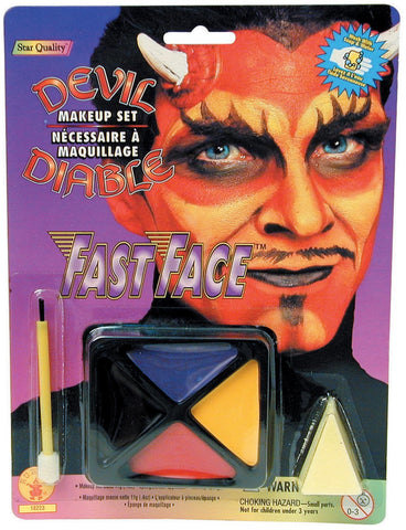 Devil Makeup Kit - HalloweenCostumes4U.com - Accessories