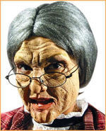 Old Woman Foam Latex Appliance Kit - HalloweenCostumes4U.com - Accessories
