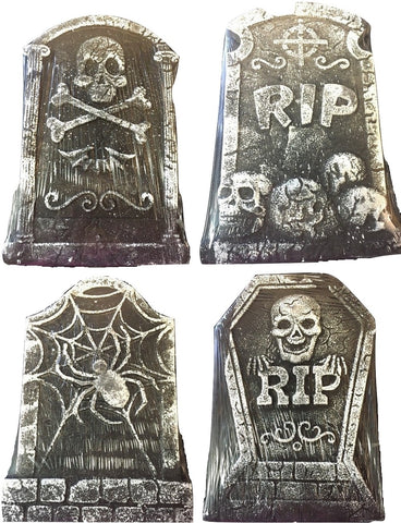 4-Piece Tombstone Set