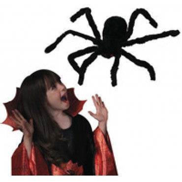 Giant Spider Prop - HalloweenCostumes4U.com - Decorations