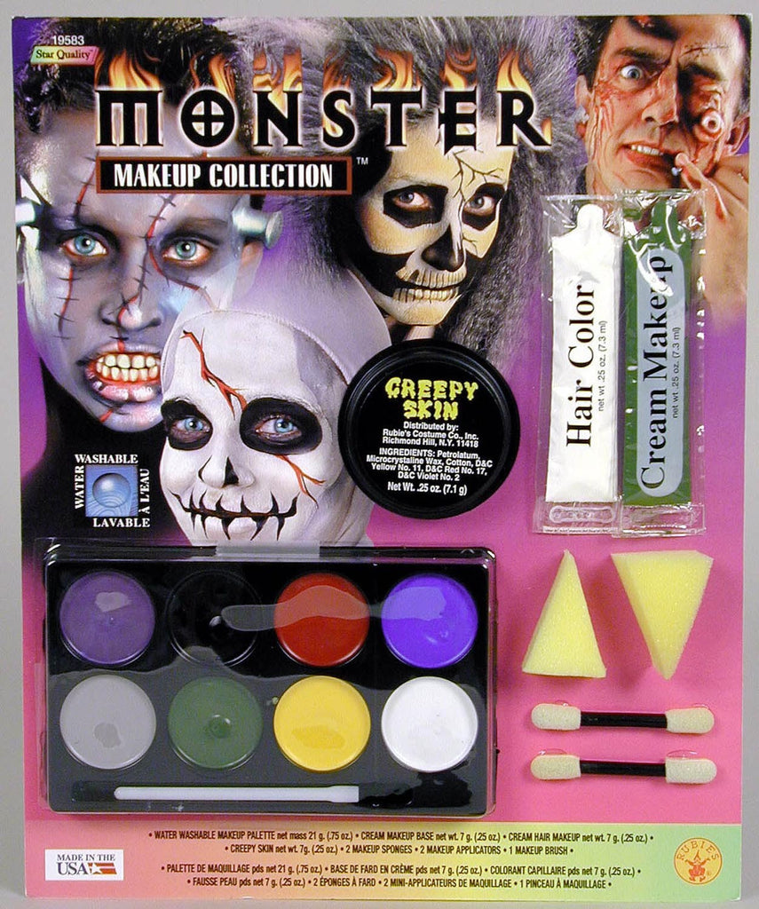 Monster Makeup Kit - HalloweenCostumes4U.com - Accessories