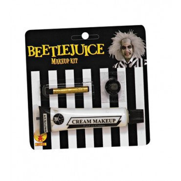 Beetlejuice Makeup Kit - HalloweenCostumes4U.com - Accessories
