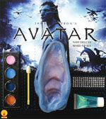 Avatar Navi Deluxe Makeup Kit - HalloweenCostumes4U.com - Accessories