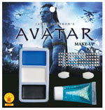 Avatar Na'vi Makeup Kit - HalloweenCostumes4U.com - Accessories