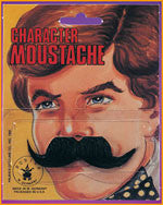 French Moustache - HalloweenCostumes4U.com - Accessories