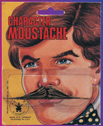 Bandit Mustache - Various Colors - HalloweenCostumes4U.com - Accessories