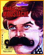Old Time Moustache - Various Colors - HalloweenCostumes4U.com - Accessories