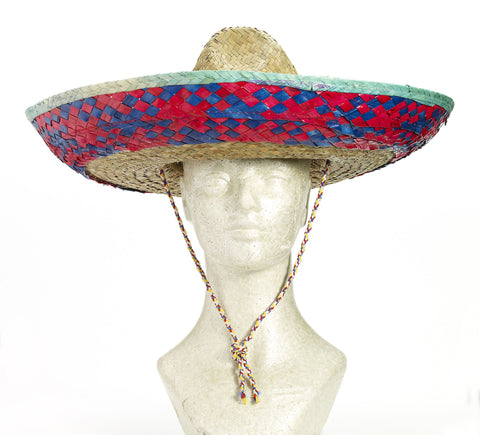 Costume Sombreros Adult Sombrero Hat - HalloweenCostumes4U.com - Accessories