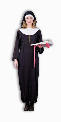 Nun Costumes Adults Value Priced Halloween Costume - HalloweenCostumes4U.com - Adult Costumes