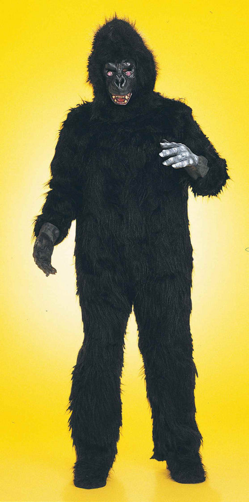 Gorilla Suit Costume Adults Halloween Costumes - HalloweenCostumes4U.com - Costumes