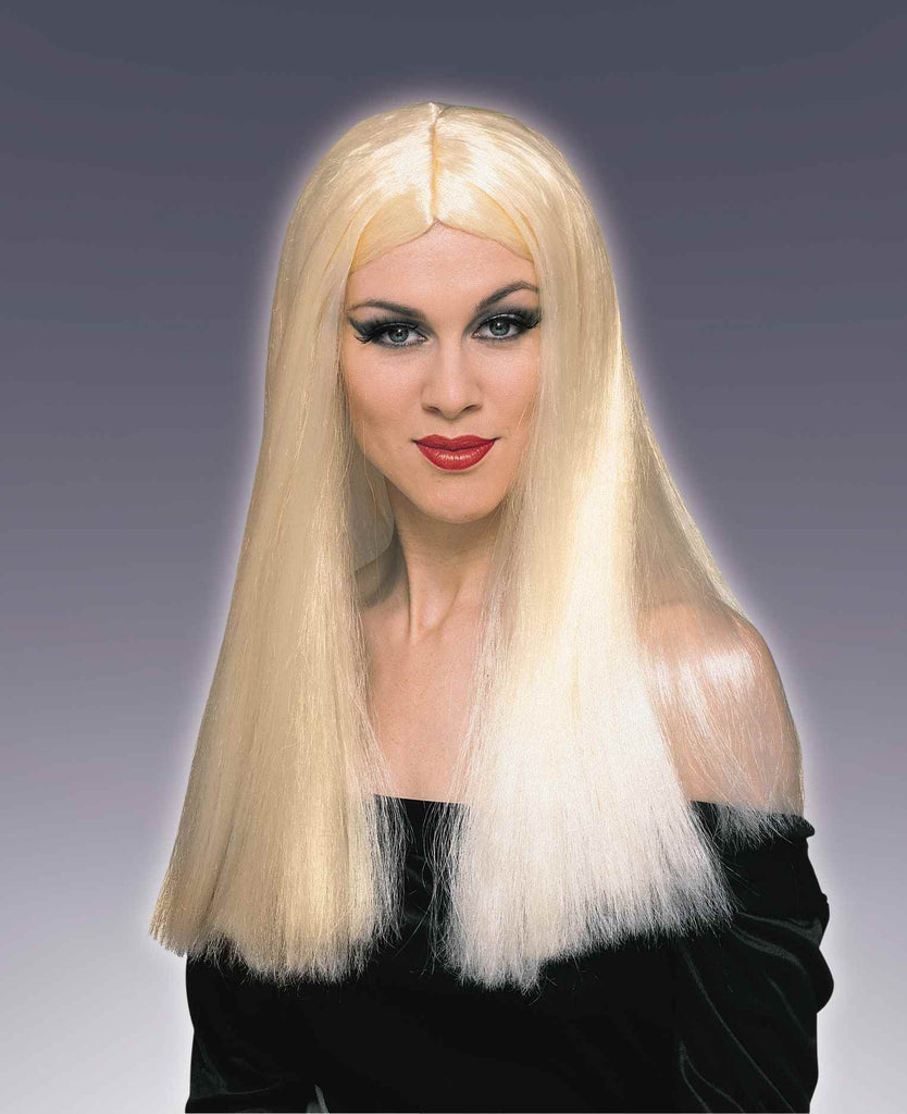 Halloween Wigs Long Blonde Wigs